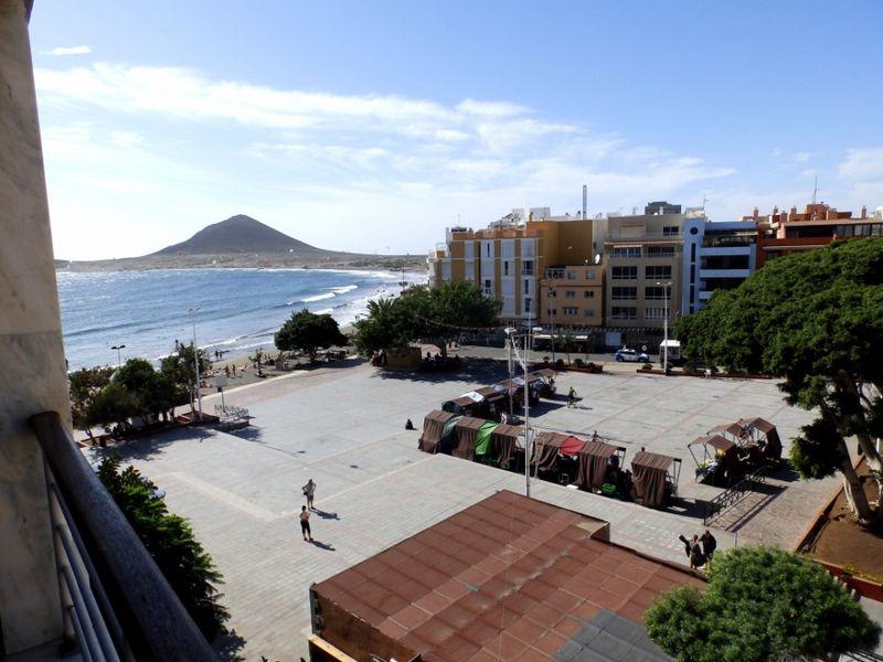 Apartamento de 1 hab. en la plaza principal con vistas